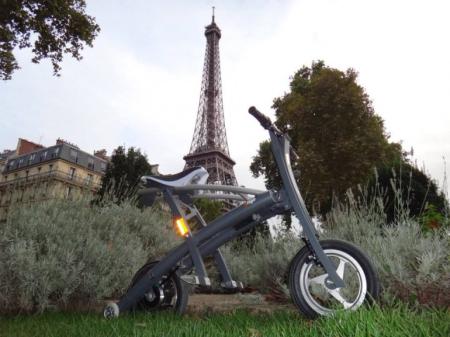 【创意妙车】折叠最快的电动小车