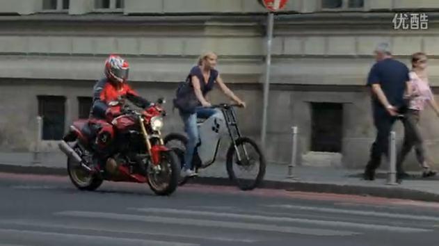 做电单车中的超跑 Greyp电动自行车售价近5万