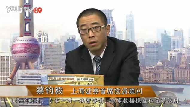 蔡钧毅:新能源汽车的未来