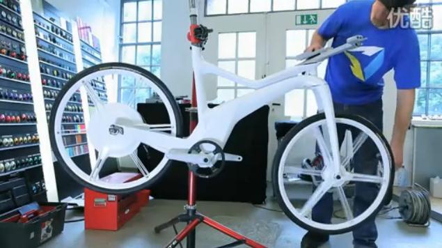 世界上最豪华的电动自行车