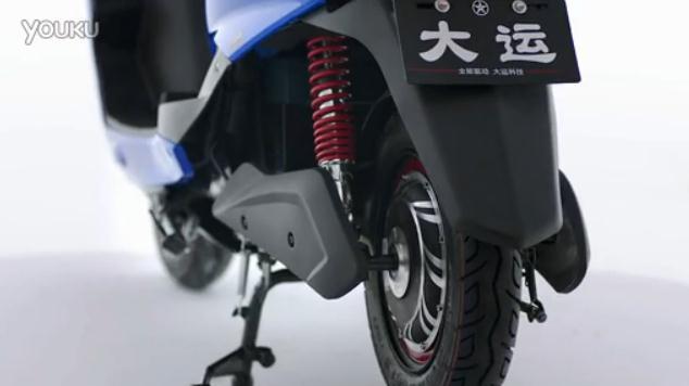 苏有朋版大运电动车精彩广告