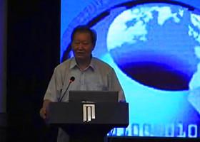 孟宪淦谈中国光伏发电的政策和市场