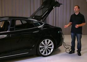 Tesla Model S 特斯拉S电动车使用说明