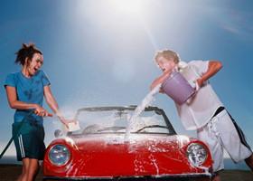 专家告诉你怎样洗车最干净科学
