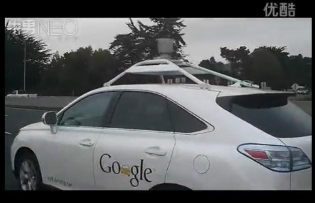 无人驾驶去旅游 谷歌享受旅行的快乐