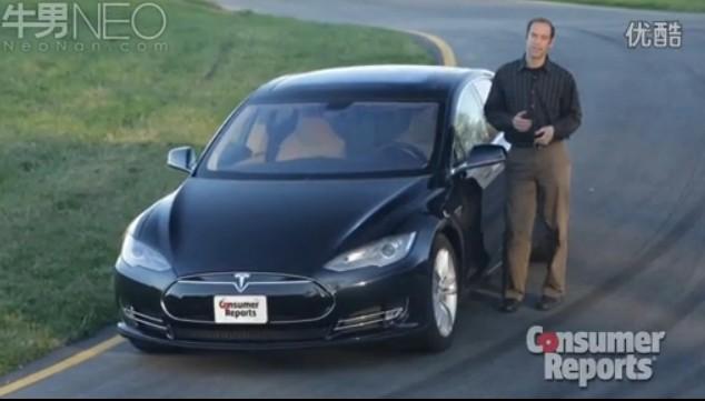 特斯拉S型电动跑车试驾点评