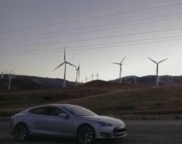 2013 Tesla Model S 电动汽车讲解及试驾