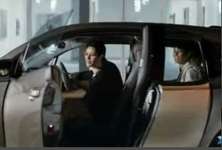 BMW i3 纯电动汽车