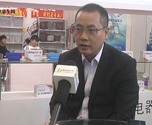 2014年南京展中国电动车网专访英发集团