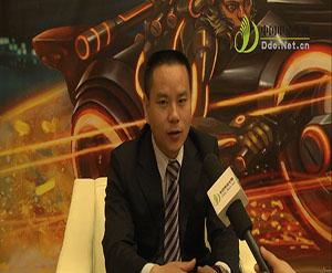 2014天津展:永利赌场专访台铃车业