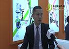 2014天津展:中国电动车网专访松吉电动车有限公司