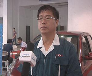 2014北京展中国电动汽车网专访时风(集团)有限责任公司