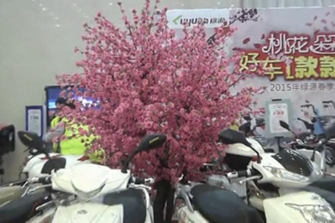 2015绿源春季群英会精彩集锦