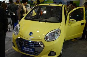 威科瑞新能源电动车