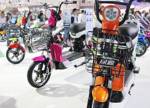 绿源电动自行车