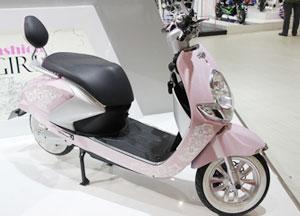 女士电动自行车