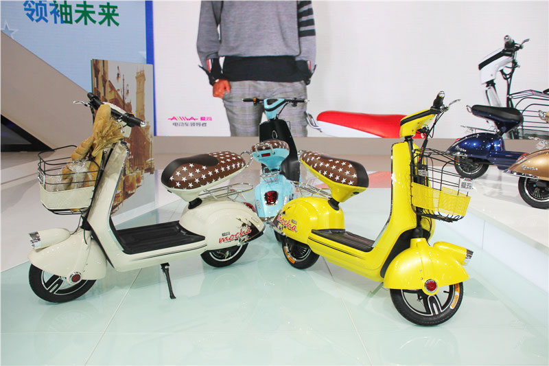 爱玛电动自行车