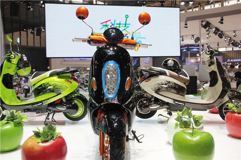 大款电动自行车