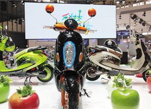 大款電動自行車