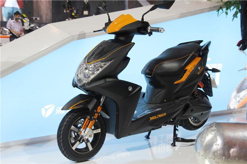 大款電動自行車(黑色)