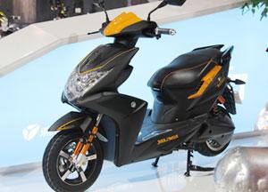 大款电动自行车(黑色)