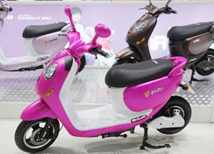 雅迪電動自行車