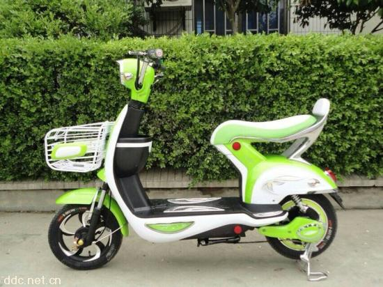 白隆驹电动自行车1