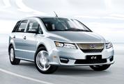 比亚迪e6电动汽车