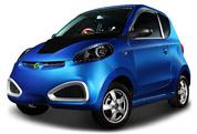 眾泰知豆電動汽車