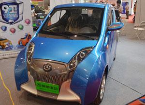 2014北京新能源展精彩图片