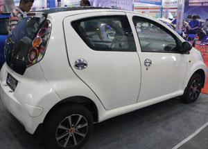 白新能源汽车