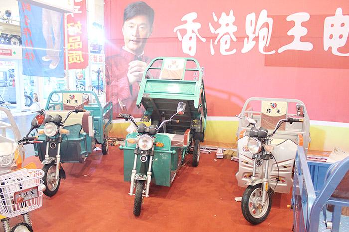 跑王三轮车(绿)