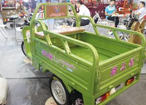 路之星三輪車(綠)