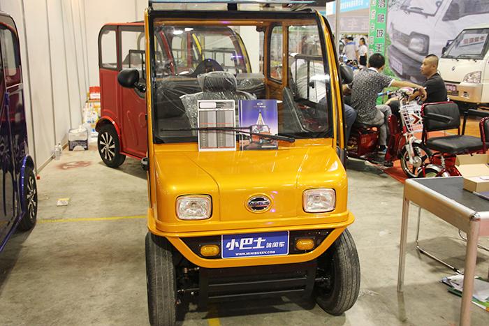 小巴士电动车-纯电动汽车-图片库-中国电动车网