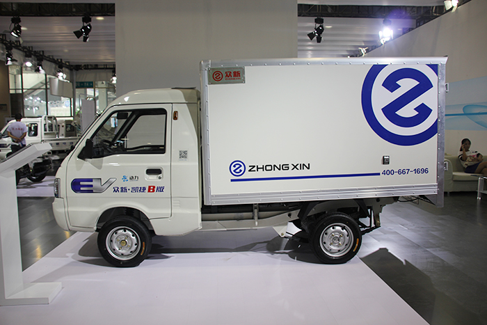 众新凯捷b版-纯电动汽车-图片库-中国电动车网
