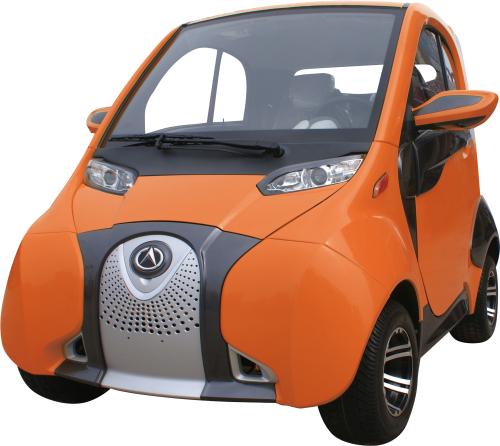 丽驰电动汽车A01