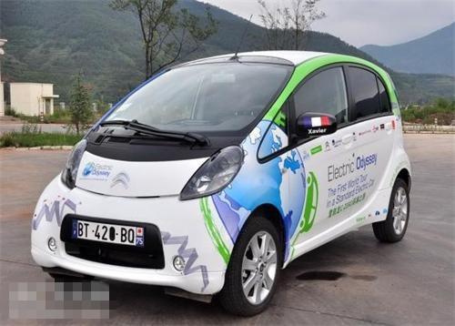 雪铁龙新车计划 2020年推全新电动车