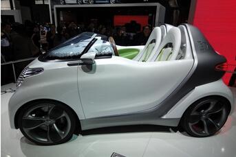 奔馳電動汽車