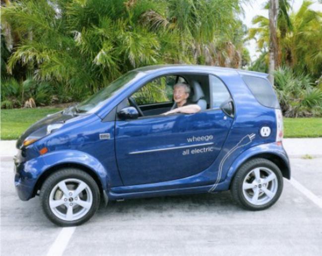解读小型电动汽车行业之怪像
