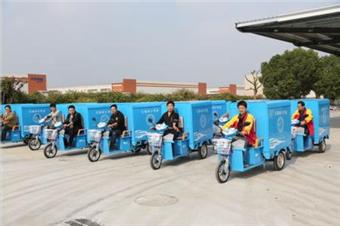 专用电动三轮车新规应更切合快递业实际