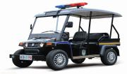 佰特4座电动巡逻车-悍马款