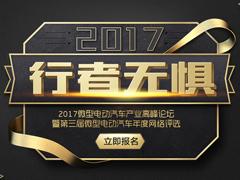 2017小型电动汽车网络评选