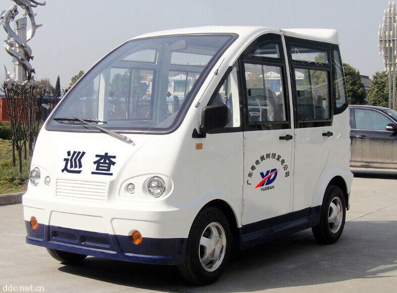 绿能达-电动巡逻车