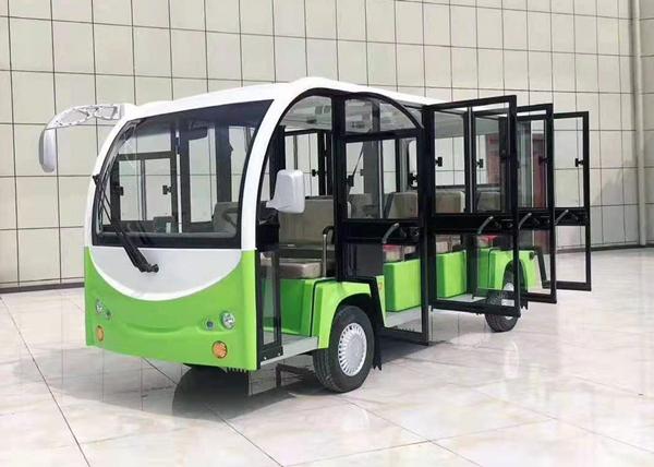 绿能达-14座电动观光车