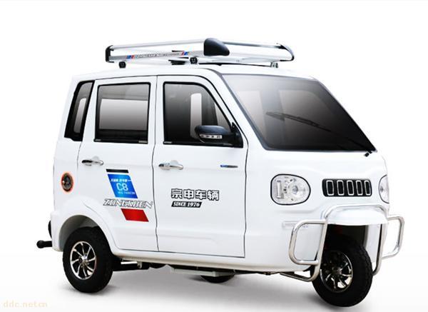 宗申-C8电动篷车