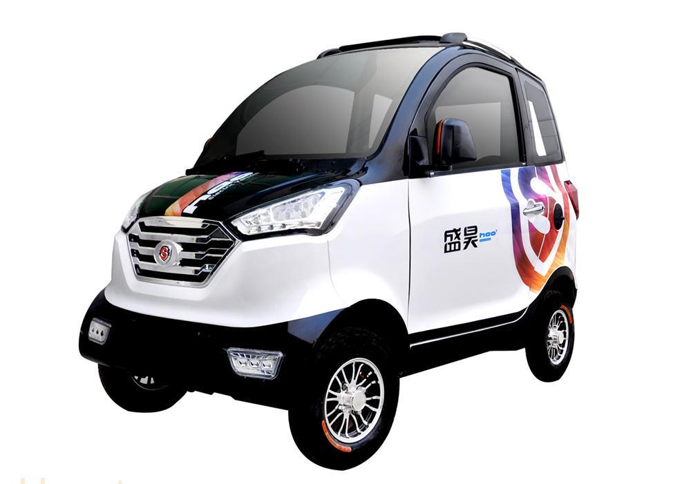 盛昊-知豆电动篷车