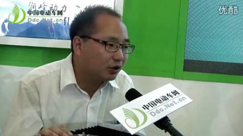 2013南京展专访润峰电子副总甘辉煌:以产品研发优势打造强势品牌
