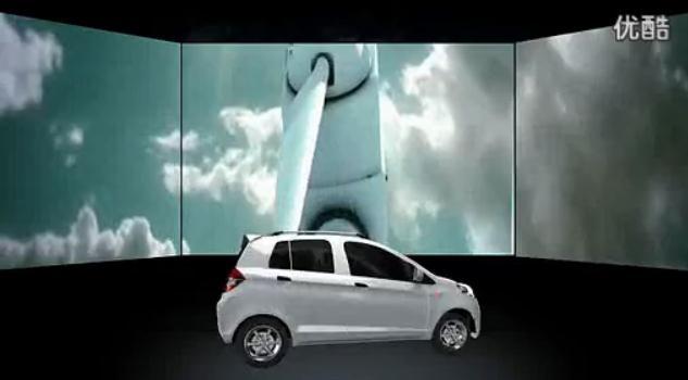 雷丁电动汽车D50宣传片