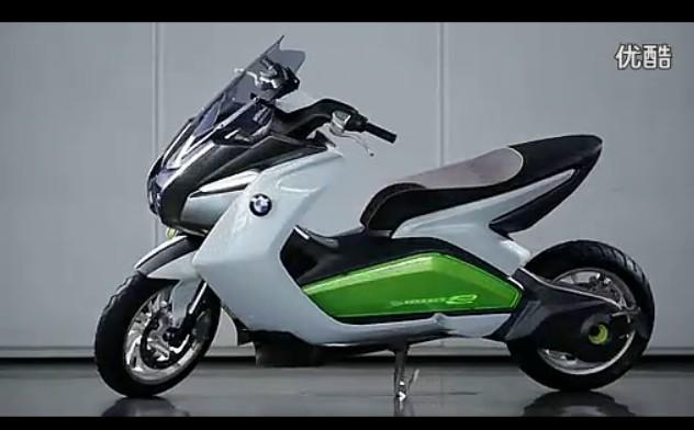 宝马电动摩托车