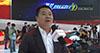 2014天津展中国电动车网专访立马车业